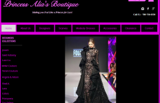 Princess Alia's Boutique